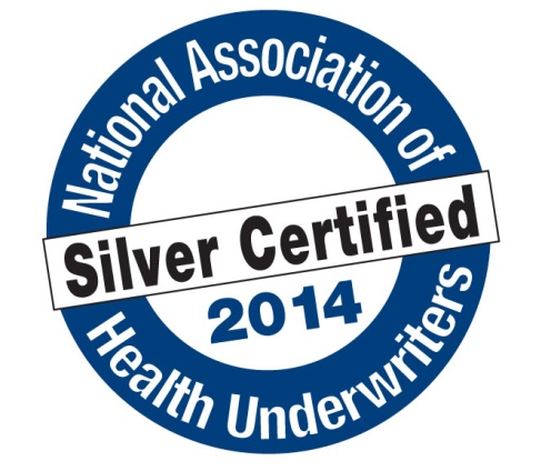 NAHU Silver Certification 2014