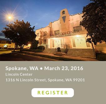 Spokane Symposium Ad