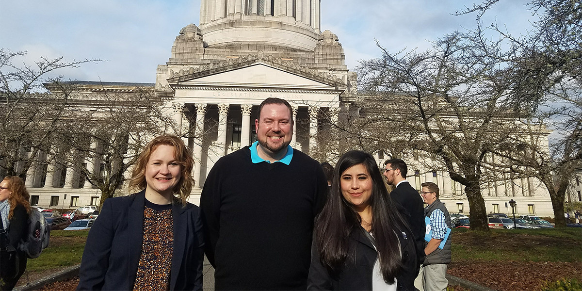 WAHU Day on the Hill 2018