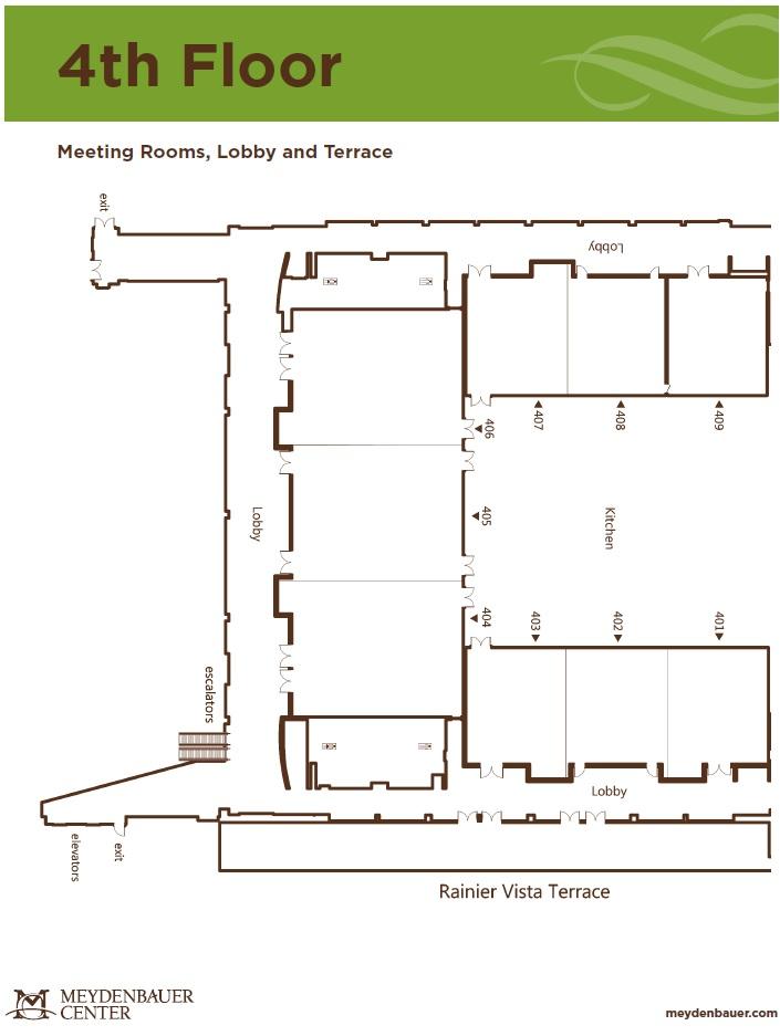 Meydenbauer Floor Plan