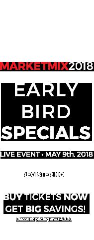 EarlyBird Promo