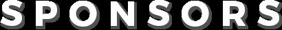 Sponsors Top Banner Type