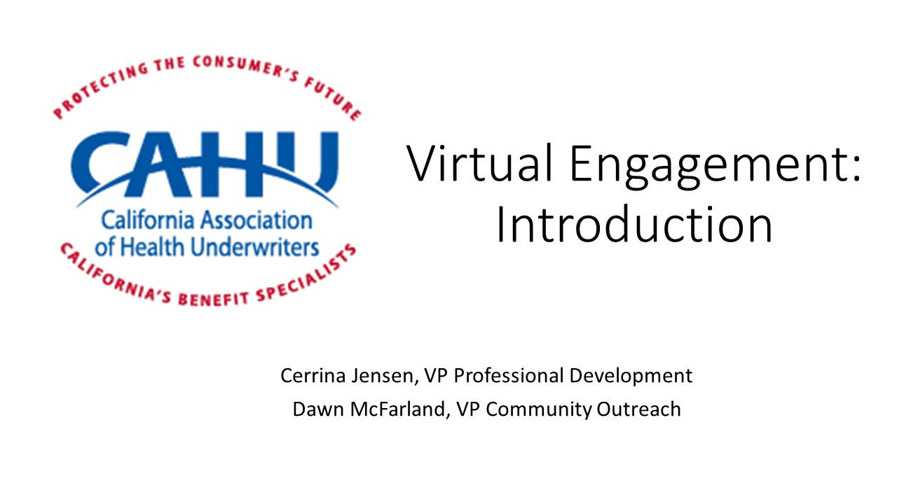 Virtual Engagement Intro Image