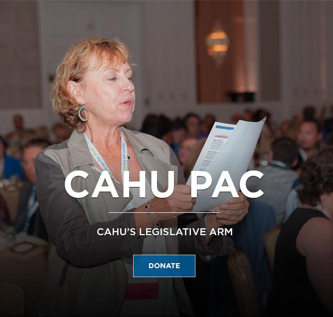 CAHU PAC Ad