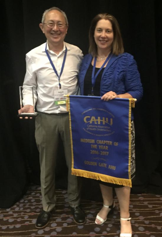 GGAHU Honored as Mid-Size Chapter of the Year, Phil Lee Wins Legislative Excellence Award