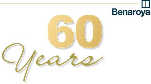 Benaroya 60 Years