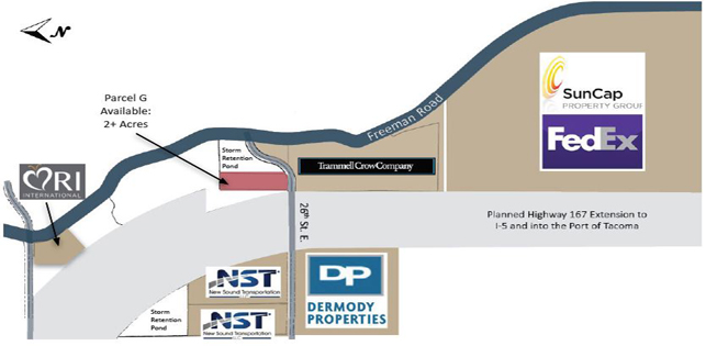 Benaroya Business Park - Fife Industrial