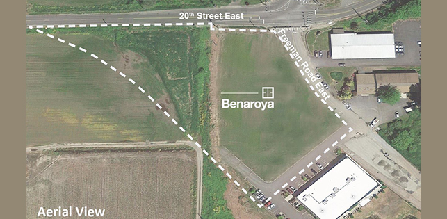 Benaroya Commercial Land - Fife