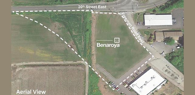 Benaroya Commercial Land - Fife