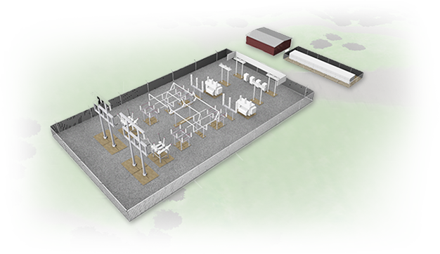 onsite-substation