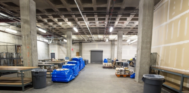 South Hill Business & Technology Center Warehouse