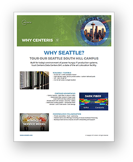 Why Centeris