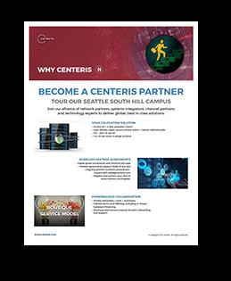 Become a Centeris Partner