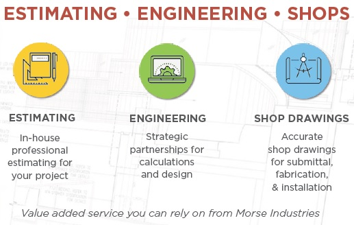 Estimating, Engineering & Shop Drawings