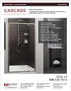 Cascade Pivot Door Design Datasheet