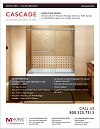 Cascade Slider Door Design Datasheet