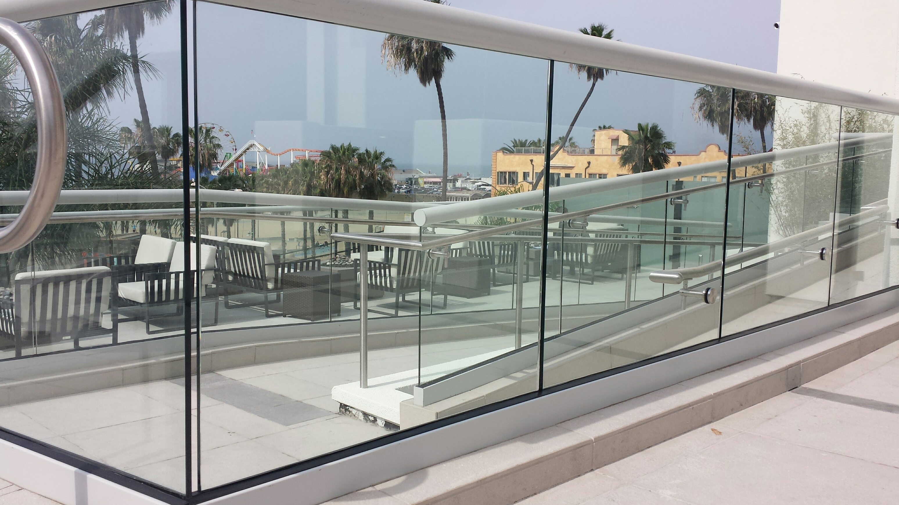 Handrail System Commercial Gallery Architectural Railings