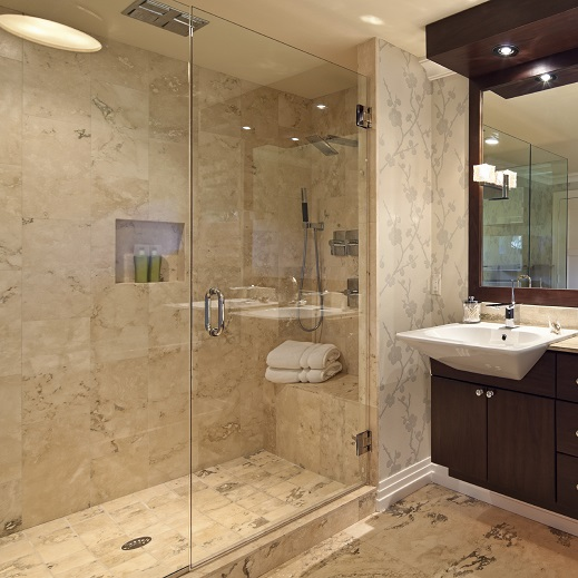 Frameless Shower Products