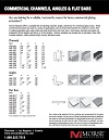 Commercial Extrusions