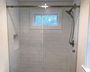 Harmony Gliding Shower Door System