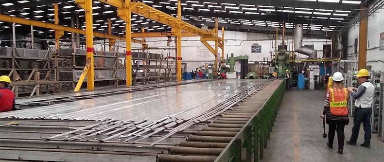 Morse Manufacturing Floor