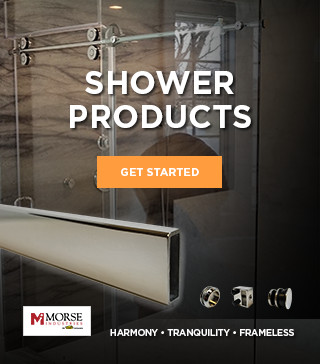 Morse Industries l Stainless Steel Handrail Kits & Glass