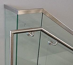 Stainless Steel Handrail Brackets & Tubing