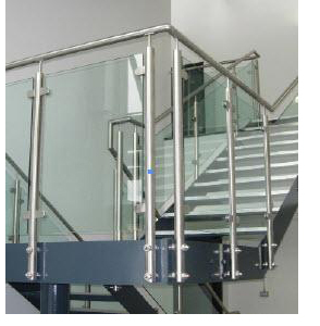Glass Post & Clamp Systems