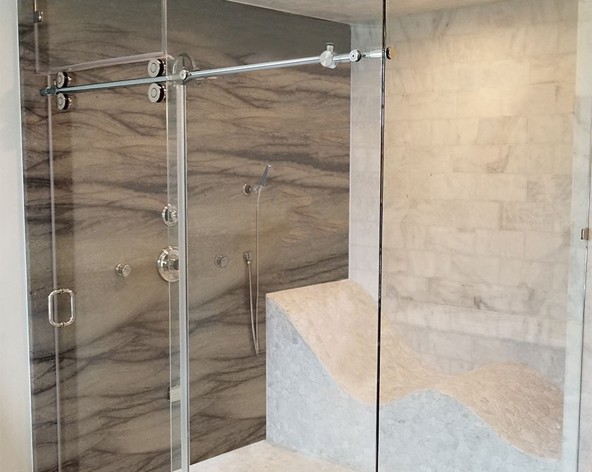 Tranquility Shower System Example